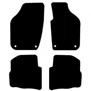 Volkswagen Polo (2002-2009) Fully tailored car mat set