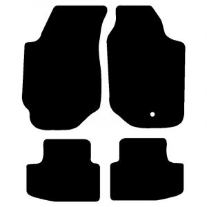 Ford Escort (1994-2000) Fully tailored rubber car mat set