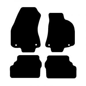 Vauxhall Zafira  (1998 – 2005) Fully tailored car mat set