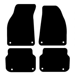 Audi A6 (2004-2009) Fully tailored rubber car mat set
