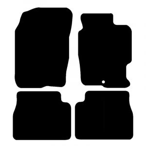 Mazda 6 (2002-2007) Fully tailored rubber car mat set