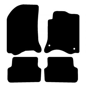 Renault Laguna (2001-2008) Fully tailored car mat set