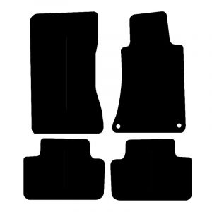 Mercedes C Class  (2000 – 2007) Fully tailored car mat set