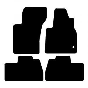 Mercedes ML  (1998 – 2005) Fully tailored car mat set