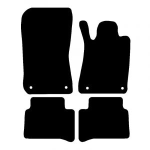 Mercedes E Class  (2002 – 2009) Fully tailored car mat set