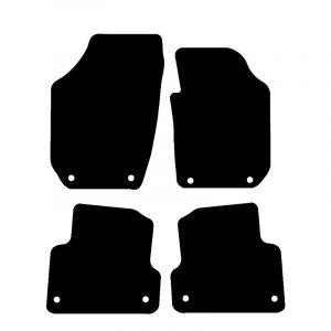 Skoda Fabia (2007-2015) Fully tailored car mat set