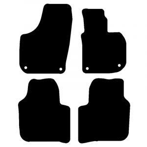Skoda Superb (2008-2014) Fully tailored car mat set