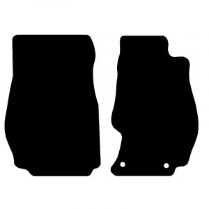 Nissan 350Z (2003-2009) Fully tailored car mat set