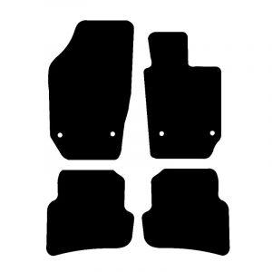 Seat Ibiza (2008-2016) Fully tailored car mat set