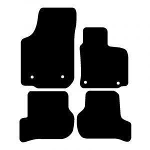 Seat Leon (2005-2008) Fully tailored car mat set