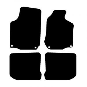 Seat Toledo (1995-2006) Fully tailored rubber car mat set
