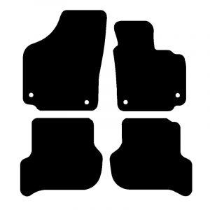 Seat Altea (2004-2008) Fully tailored car mat set