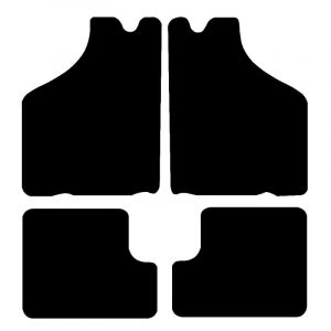 Iveco DAILLY (2002-2007) Fully tailored car mat set