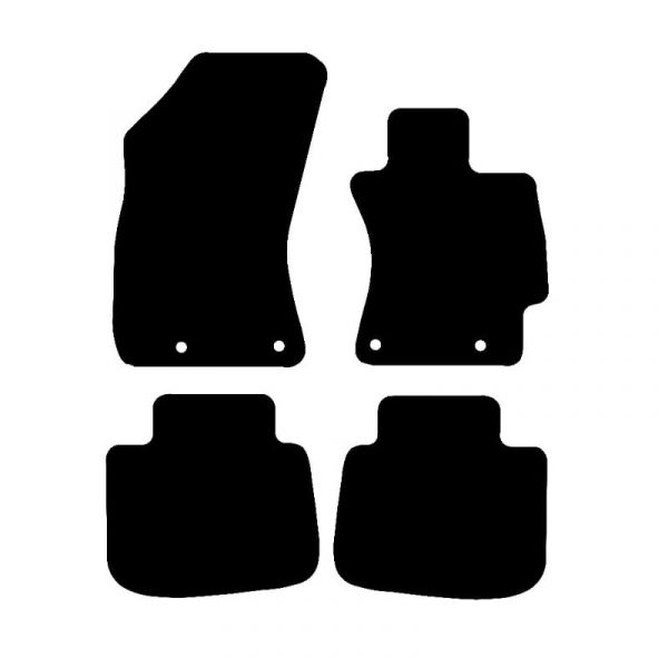 Subaru Outback  (2015 – 2020) Fully tailored car mat set