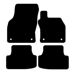 Seat Leon (2013-2018) Fully tailored car mat set