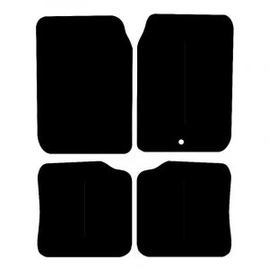 Toyota Corolla (1997-2002) Fully tailored rubber car mat set