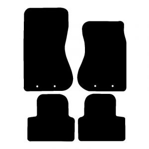 Jaguar S Type (1999-2002) Fully tailored car mat set