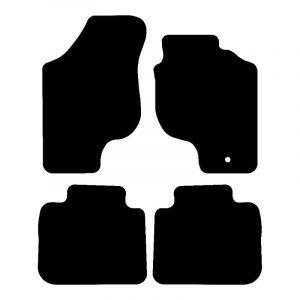Kia Cerato (2004-2018) Fully tailored car mat set