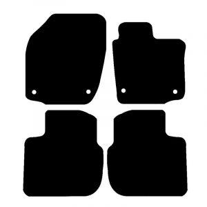 Skoda Rapid (2013-2018) Fully tailored car mat set