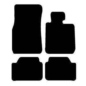 BMW 1 Series (2011-2018) Fully tailored car mat set