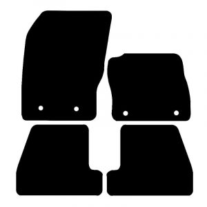 Ford Focus  (2011 – 2018) Fully tailored car mat set