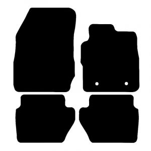 Ford ECO Sport (2014-2018) Fully tailored car mat set