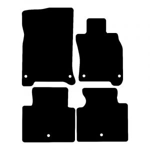 Infiniti M (2011-2018) Fully tailored car mat set
