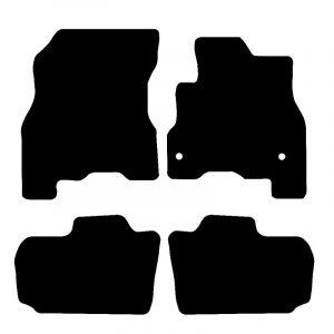 Nissan Leaf (2014-2018) Fully tailored car mat set