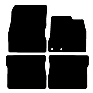 Nissan Note  (2012 – 2020) Fully tailored car mat set