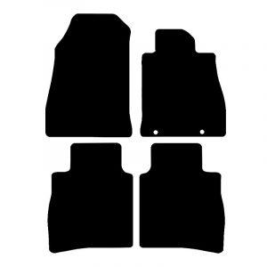 Nissan Pulsar  (2014 – 2020) Fully tailored car mat set