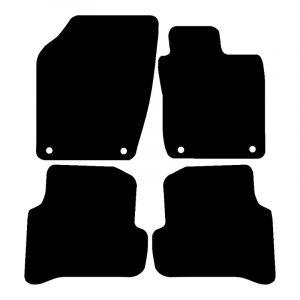 Skoda Fabia (2015-2018) Fully tailored car mat set