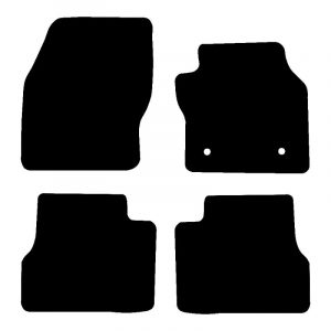 Ford Tourneo Connect  (2015 – 2021) Fully tailored car mat set