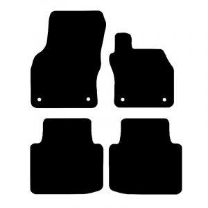 Skoda Superb (2015-2018) Fully tailored car mat set