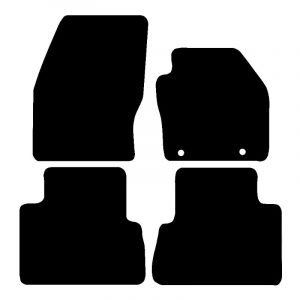 Ford C Max (2010-2018) Fully tailored car mat set
