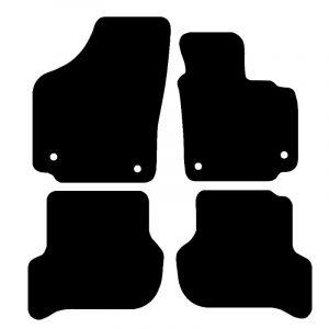 Seat Altea (2008-2011) Fully tailored car mat set