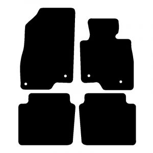 Mazda 6  (2013 – 2020) Fully tailored car mat set