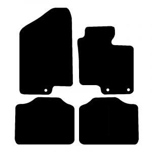 Kia Optima (2012-2015) Fully tailored car mat set