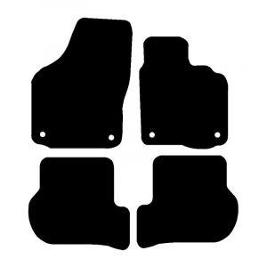 Skoda Octavia (2008-2013) Fully tailored car mat set
