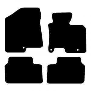 Kia Ceed (2012-2018) Fully tailored car mat set