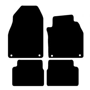 Saab 93 Convertible  (2003 – 2012) Fully tailored car mat set