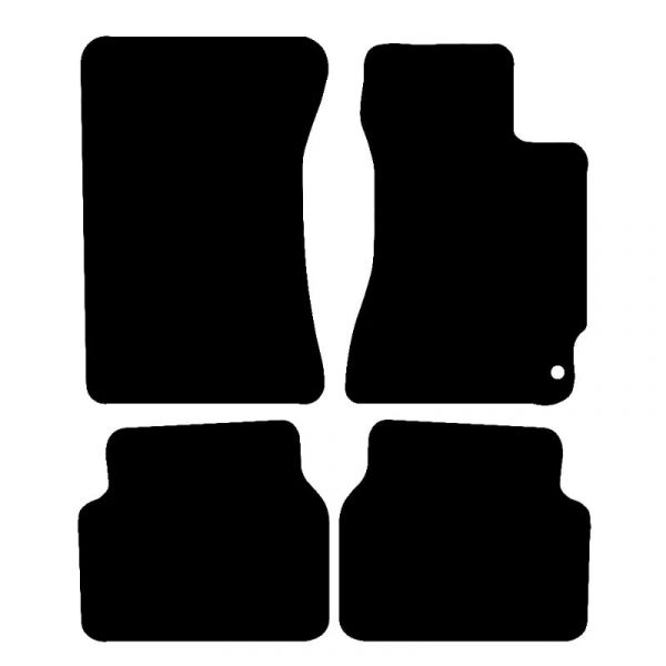 Subaru Forester  (2003 – 2010) Fully tailored car mat set