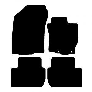 Citroen C Crosser (2007-2012) Fully tailored rubber car mat set