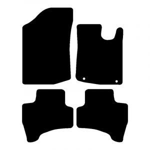 Citroen C1 (2011-2014) Fully tailored rubber car mat set