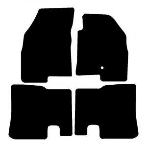 Kia Magentis (2005-2012) Fully tailored car mat set