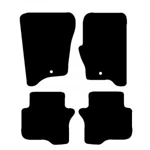 Land Rover Discovery 4 (2010-2012) Fully tailored car mat set