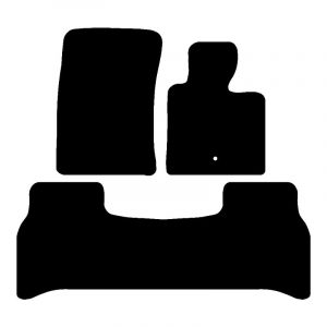 Land Rover Range Rover (2007-2012) Fully tailored car mat set
