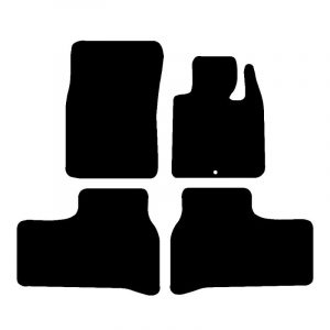 Land Rover Range Rover (2003-2007) Fully tailored car mat set