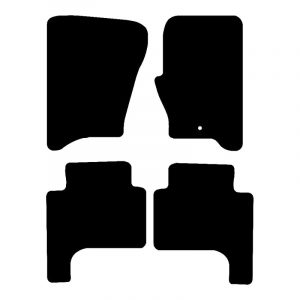 Land Rover Range Rover Sport (2005-2008) Fully tailored car mat set