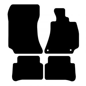Mercedes CLS (2012-2018) Fully tailored rubber car mat set