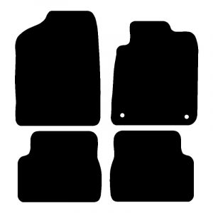 Toyota Celica (1999-2006) Fully tailored rubber car mat set